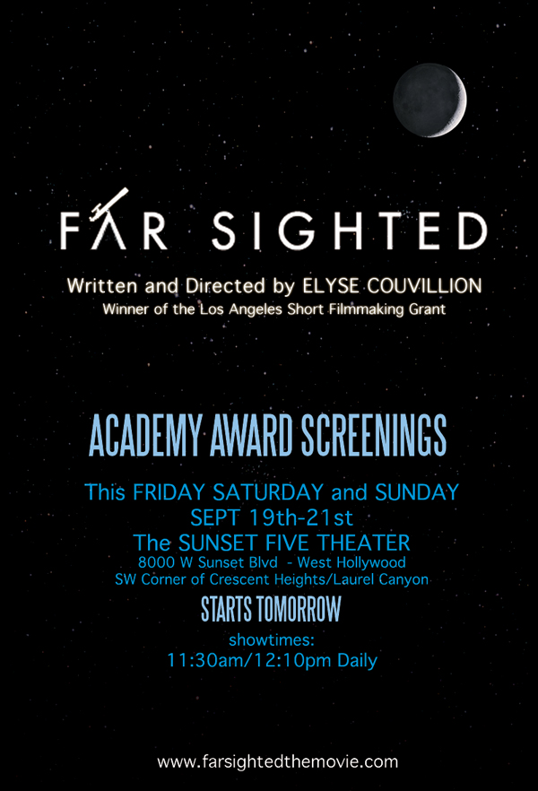 Far Sighted movie academy award